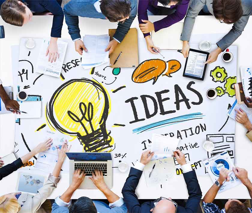 Dit zijn de 4 succesfactoren van een goede innovatiecultuur