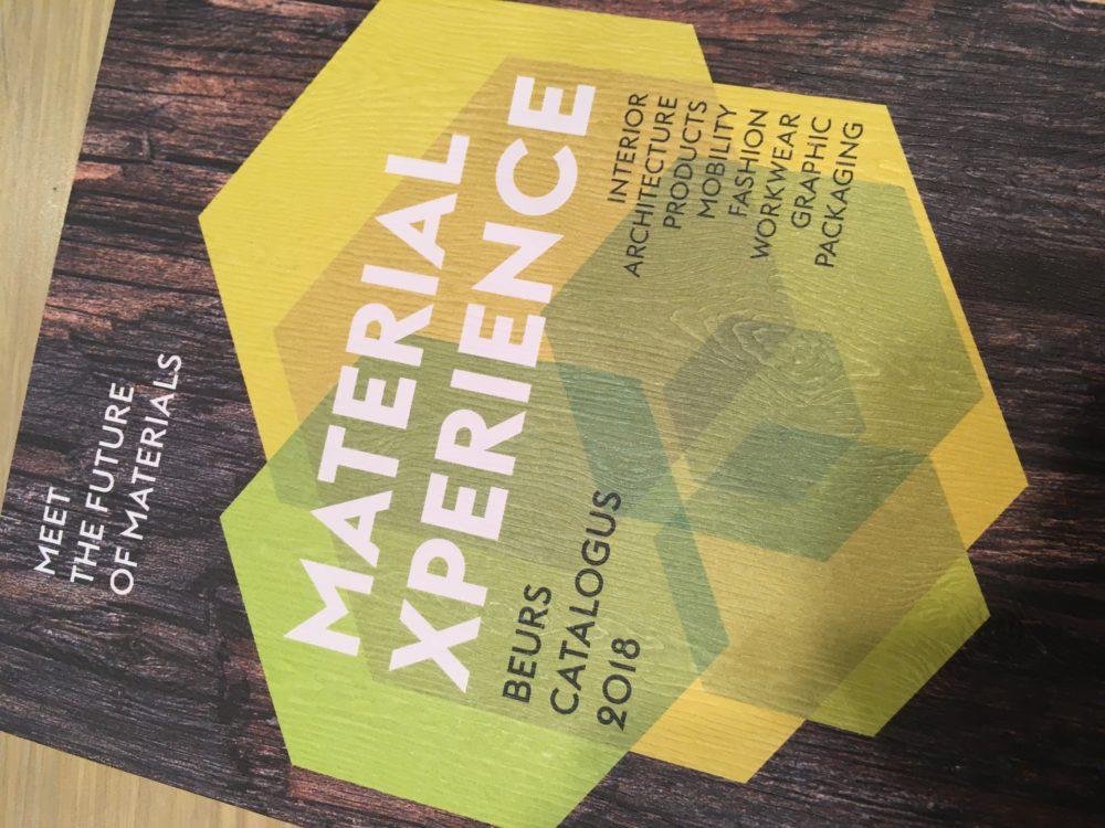 Innovatie inspiratie op de Material Xperience